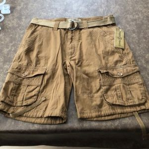 Trees Trails Cargo Shorts (#3097)